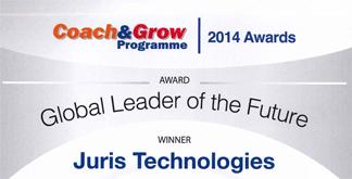 global, leader, future, juris technologies, juristech, coach & grow