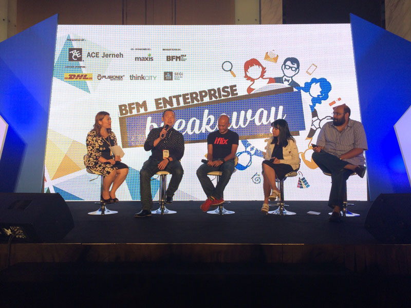 enterprise, conference, panel, See Wai Hun, breakaway