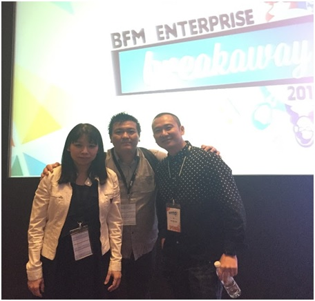 business, conference, BMF panel, breakthrough