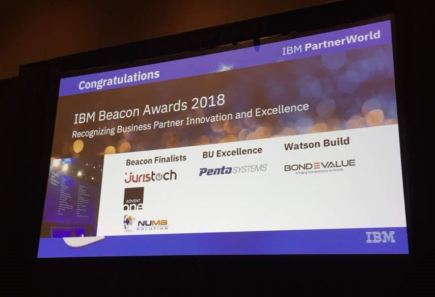 ibm beacon awards, innovation and excellence, ibm partner world