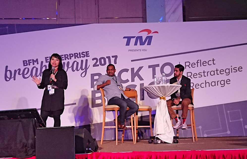 bfm breakaway, bfm, see wai hun, entrepreneurs, high impact entrepreneurs