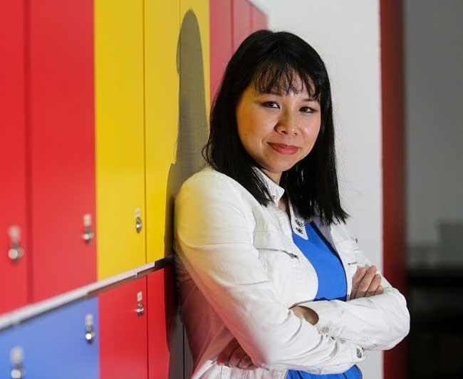 See Wai Hun, Juris Technologies, JurisTech, financial, Lockers, Colors, yellow, red, blue