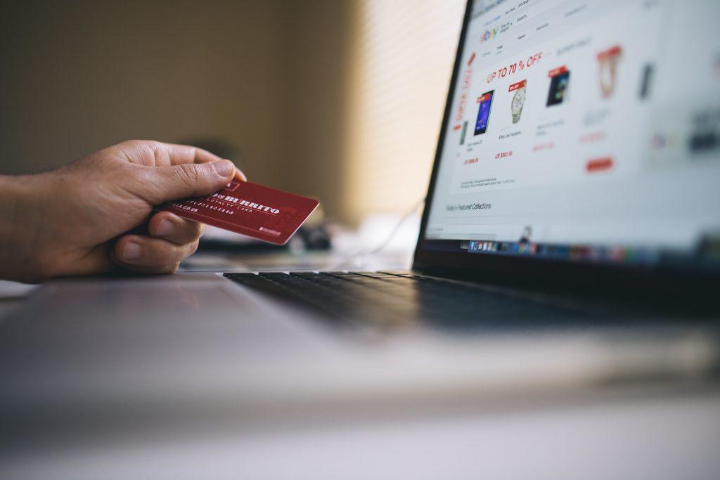 AI credit scoring, credit card, computer