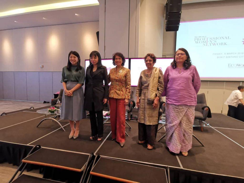 Panelists, women, see wai hun, juristech
