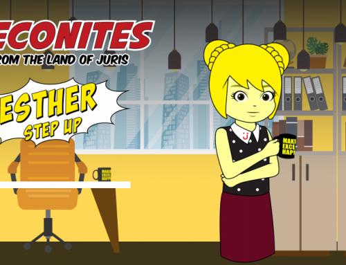 GECOnites Episode 8: Step Up