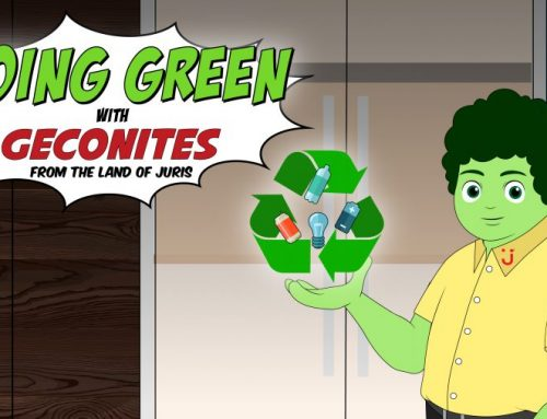 GECOnites Episode 10: Going Green with GECOnites