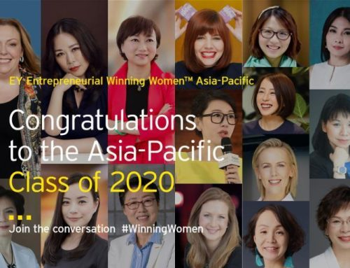 See Wai Hun Representing Malaysia for EY Entrepreneurial Winning Women™ Asia Pacific Class of 2020