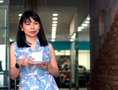 The Peak features JurisTech CEO See Wai Hun as she hits new highs