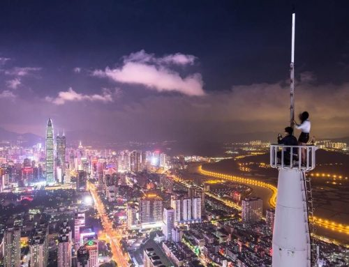 China ahead in the digital transformation game