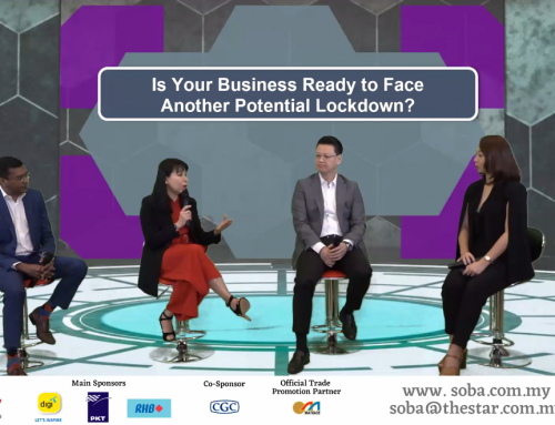 SOBA LAB webinar: Is your business ready for another potential lockdown?