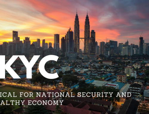 eKYC is critical for national security and a healthy economy