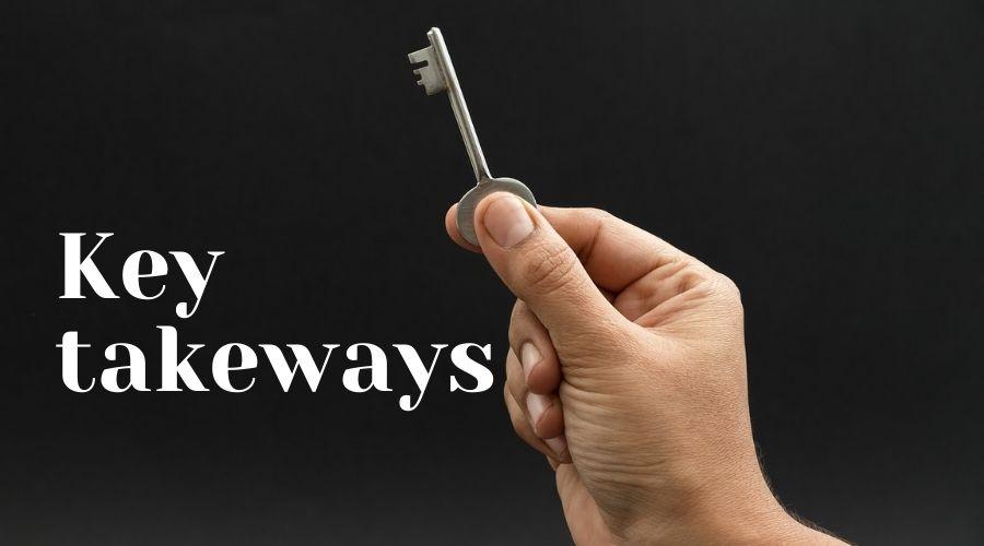 Key takeaways_customer acquisition is a long term battle