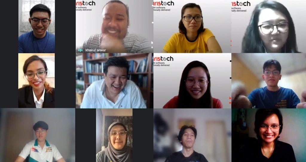 MMU, JurisTech, video call, career