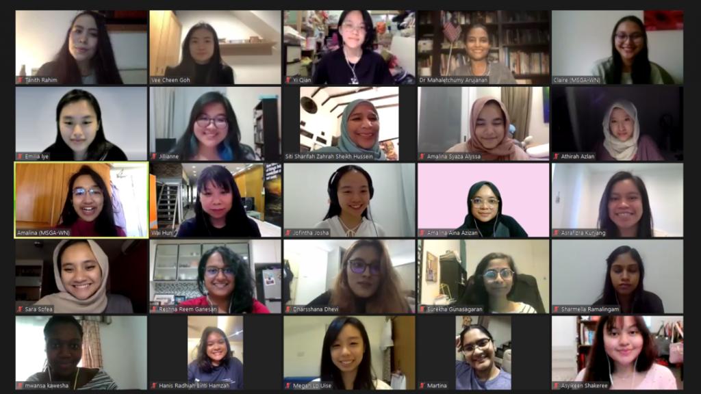 women leaders, see wai hun, woman entrepreneurs
