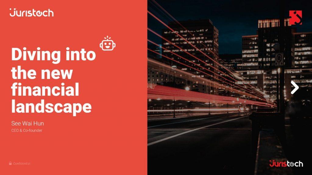 digital banks, new financial landscape, wai hun see, juristech, taylors university