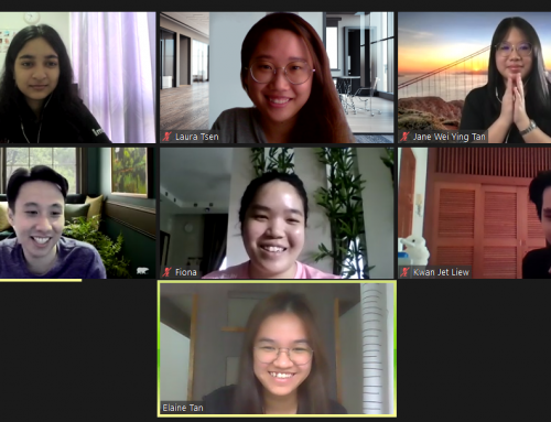Paving the future for our JurisTech – Taylor's Campus Ambassadors