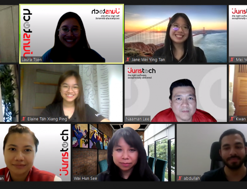 JurisTech – Taylor's Campus Ambassadors Fireside Chat with CEO See Wai Hun