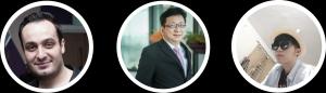 Judges, John Lim Award